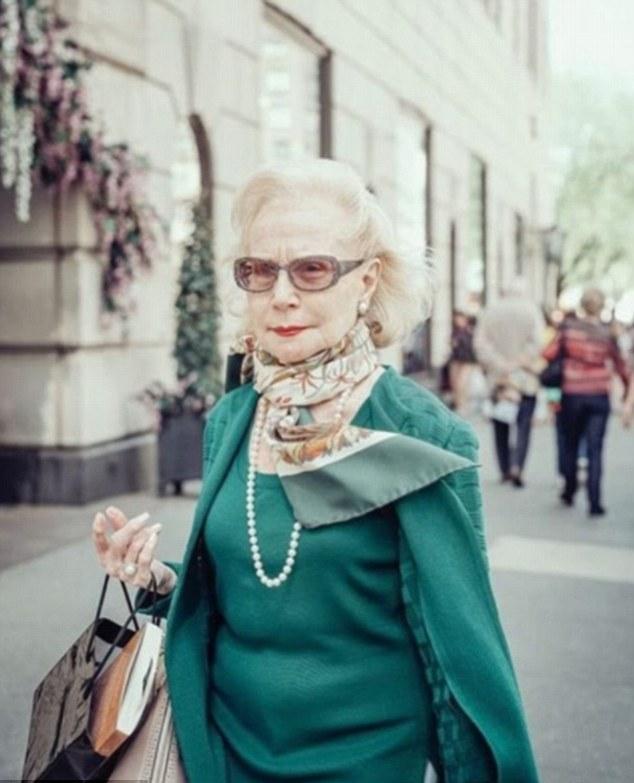 Очень стильные бабушки Италии
