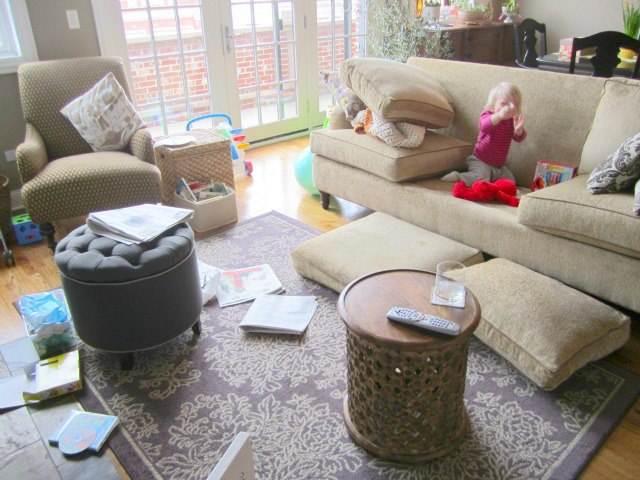 Право на бардак дома — у кого оно есть?