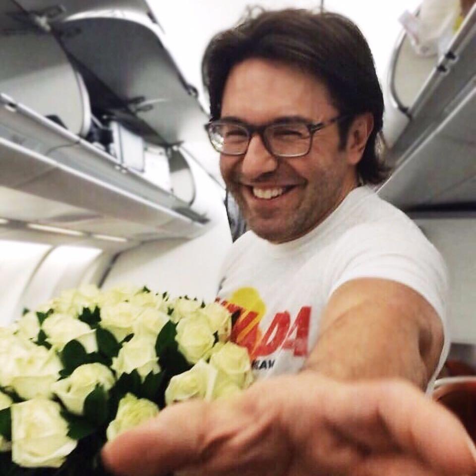 Андрей Малахов вышел на новую работу