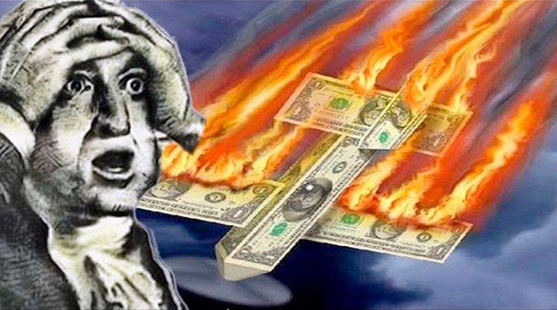 РОССИЯ ВСЁ ДЕЛАЕТ ПРАВИЛЬНО: ЗАПАДНЫЕ СМИ В АУТЕ ИЗ-ЗА ПРОДАЖИ ДОЛГОВЫХ ОБЯЗАТЕЛЬСТВ США РОССИЕЙ