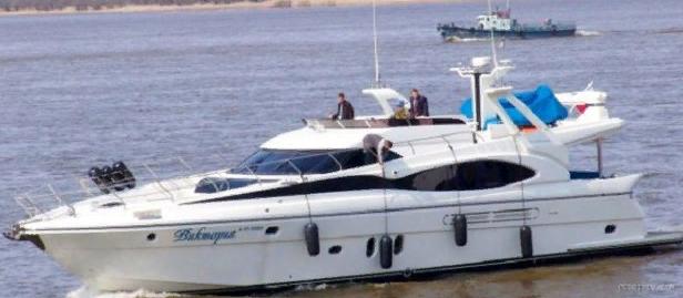 Правительство Хабаровского края обнаружило у себя ненужную яхту за миллион долларов