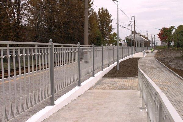 Жителей Петербурга возмутили «ничейные» оградки газонов на Васильевском острове