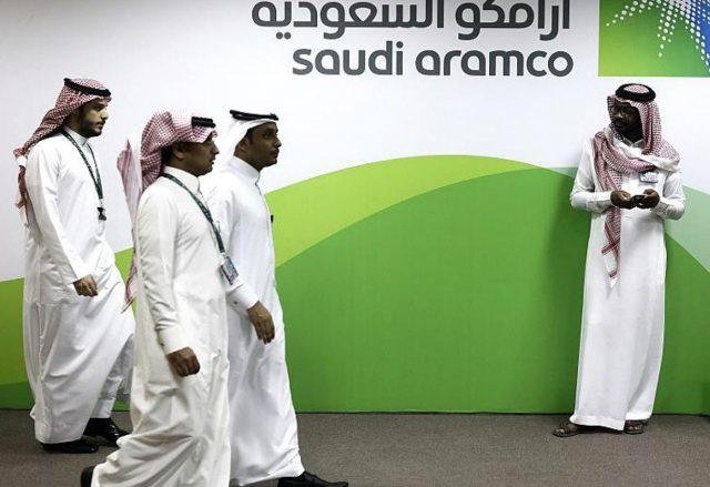 Падение саудовской добычи – …