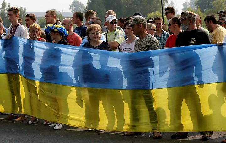 Депутат Верховной рады сравнил Украину с аквариумной рыбкой