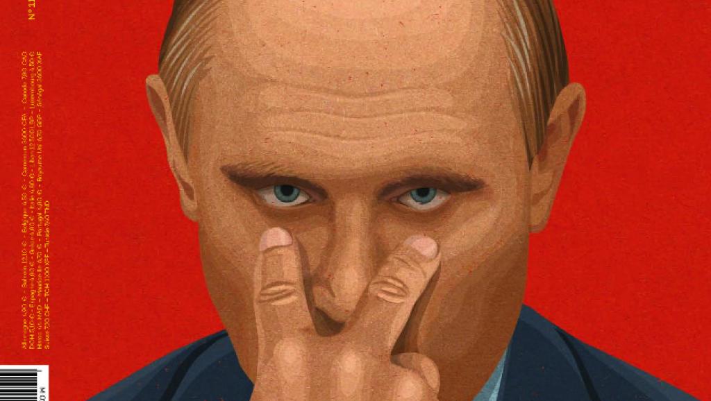 «Добро пожаловать на телевидение Путина» — Les Inrock о запуске RT