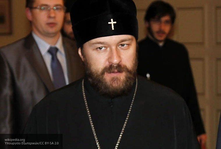 РПЦ разорвала евхаристическо…