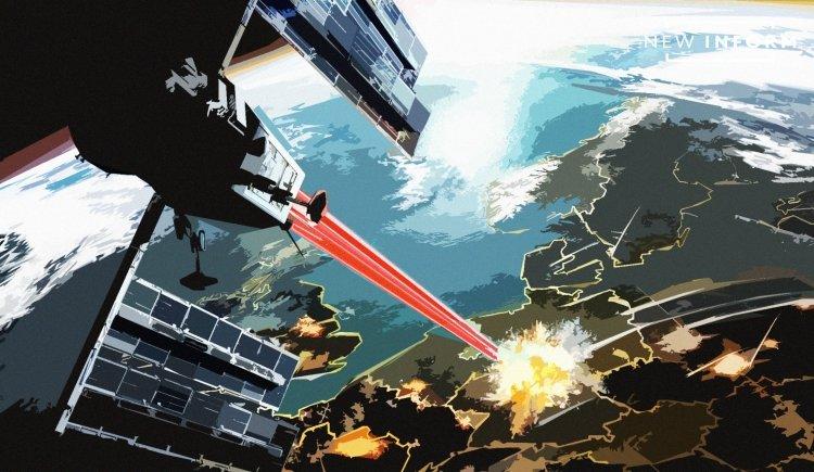 Атака из космоса: США разместят новейшее оружие на орбите