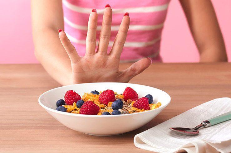 Прекратите есть углеводы на завтрак