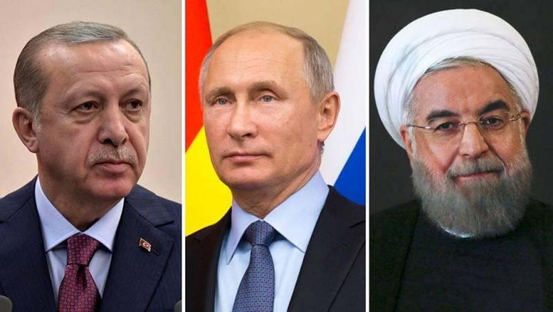 Тегеран-18: о чём не спросили Асада