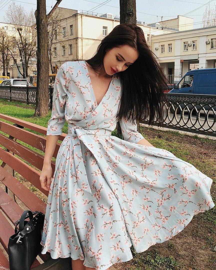 Самые модные платья осени 2018: топовые новинки и тренды
