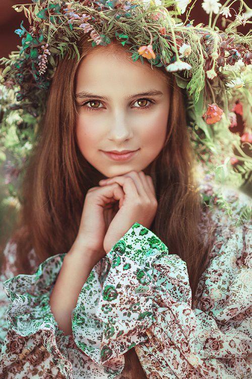 Любуемся на пять самых красивых женщин России