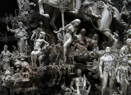 Крис Кукси - самый востребованный и известный скульптор нашего времени