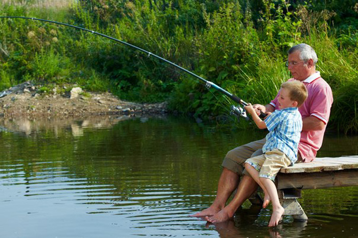 про рыбалку как ловят рыбу