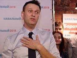 Навальный пообещал распустит…