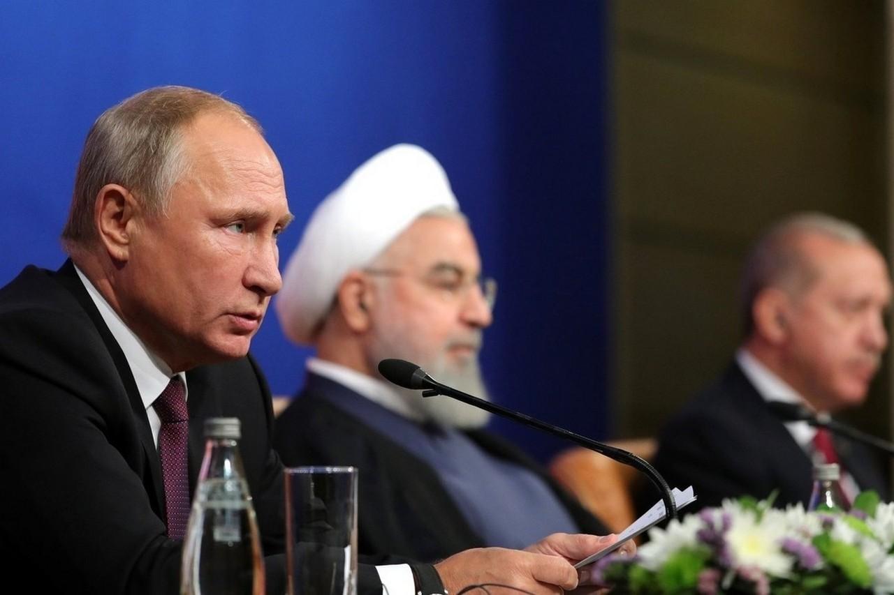 Президент Путин — победитель на переговорах в Тегеране