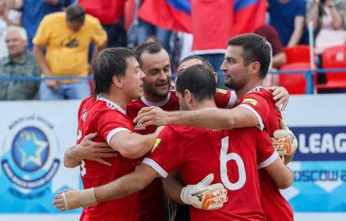 Россияне вышли в финал Межко…