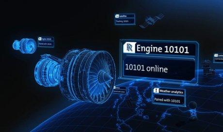 Роллс-Ройс разработает саморемонтирующиеся «умные» двигатели