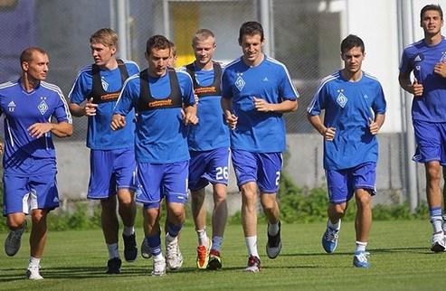 Порошенко отправляет киевское «Динамо» на войну