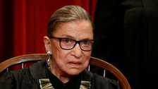 Justice Ruth Bader Ginsburg Is 'Cracking Jokes' After Breaking Ribs, Nephew Says