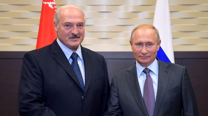 Лукашенко раскрыл подробности встречи с Путиным