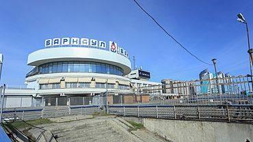 Здание Речного вокзала в Барнауле выкупили ради строительства там санатория