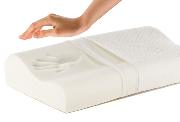 Как выбрать ортопедическую подушку с эффектом памяти?