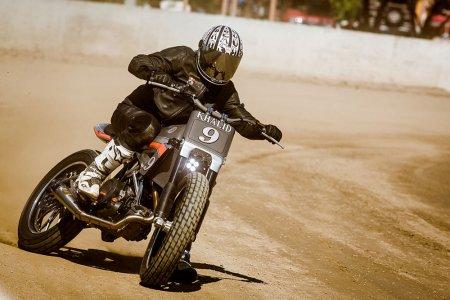 KTM Tracker Роланда Сендса - Фото 1