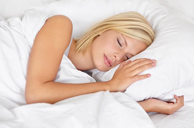 Научиться засыпать за три минуты