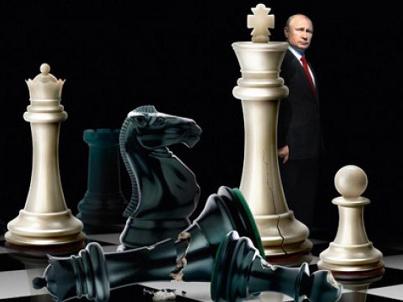 """""""Расшифровывая реакцию Путина на атаку в Сирии"""" - Мнение западного человека"""