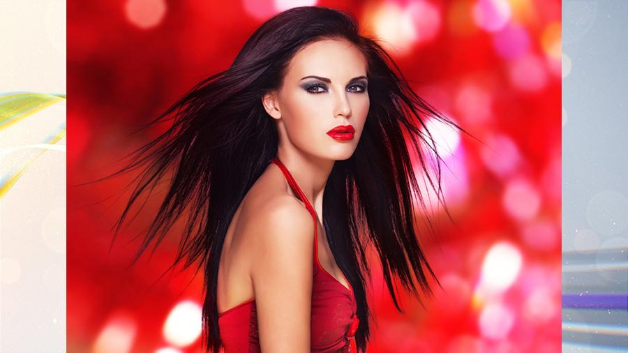 Роковой макияж