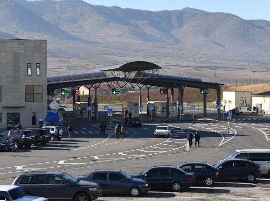 Армянская таможня цифровизирует товарооборот сИраном иГрузией