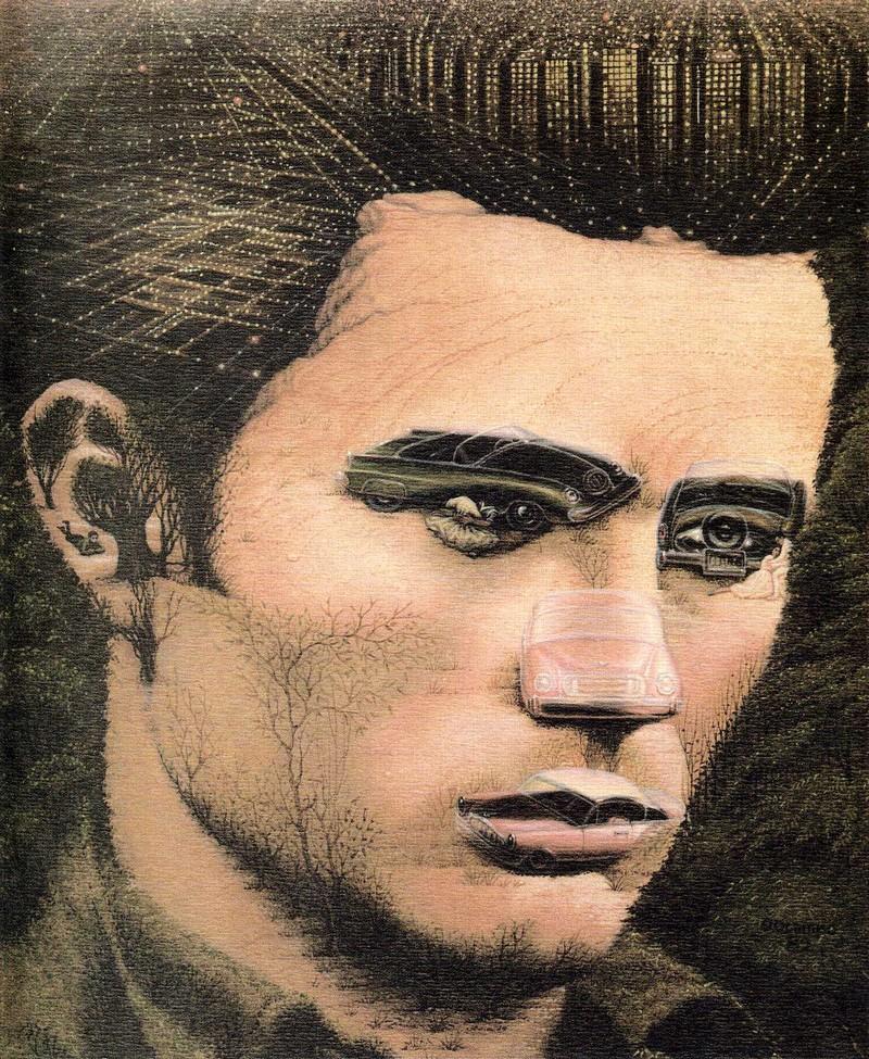 Картины художника Октавио Окампо 21