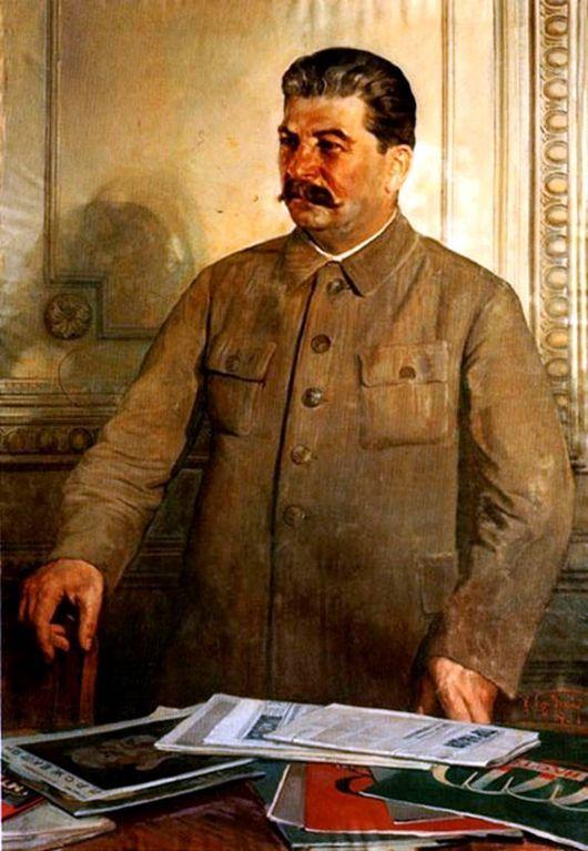 Сталин:   Уклоны в национальном вопросе на примере Украины