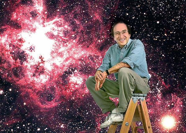 Одно подтверждение ускоренного расширения Вселенной