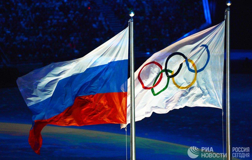 Сборную России могут допустить до ОИ-2018 с запретом на исполнение гимна страны