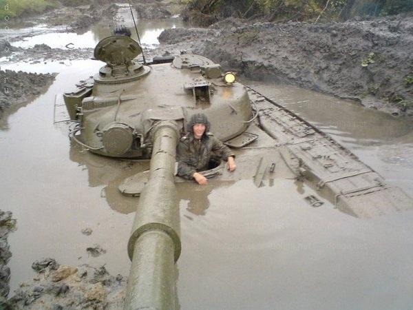 А сколько стоит поломка танка?