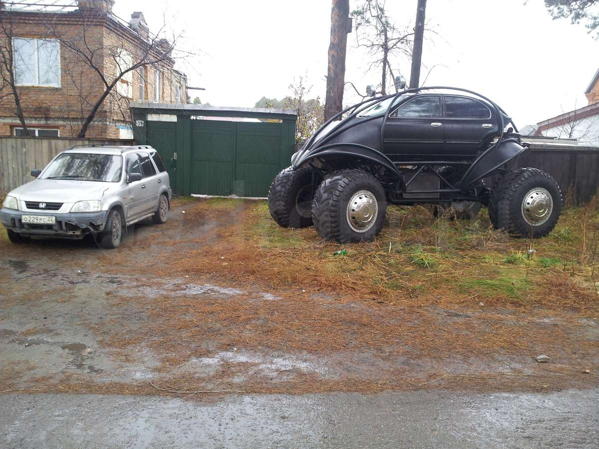 Самоделки авто своими руками для зимы