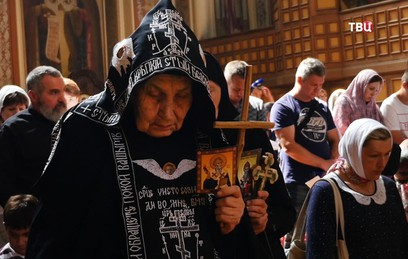 Порошенко: решение о предоставлении Украине автокефалии принято