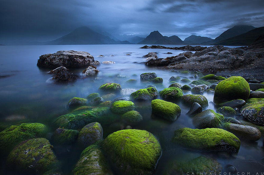 Красота Шотландии в фотографиях