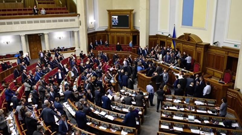 """""""Следуя четкому запросу общества"""": Рада готовится к разрыву дипотношений с Россией"""