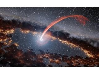 Discover (США): радиоволны из черной дыры в центре Млечного Пути могут быть направлены прямо на Землю