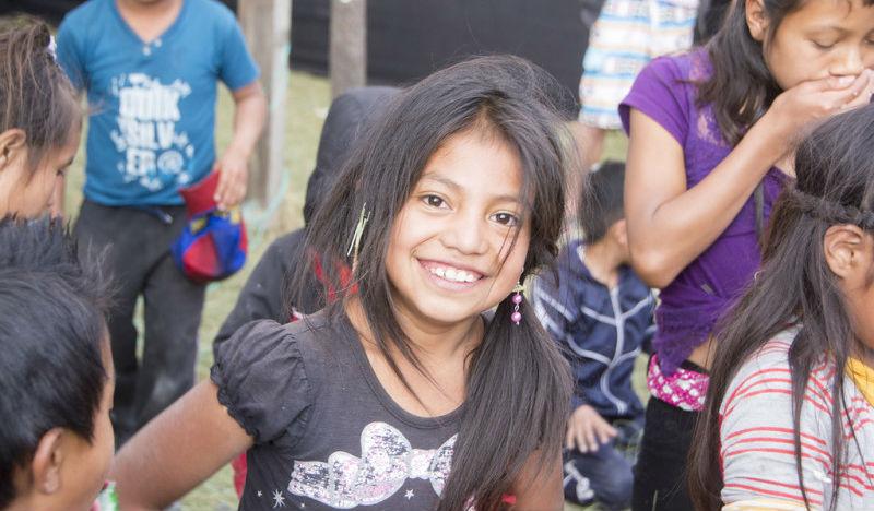 Как простая русская женщина Вика стала богом в Гватемале