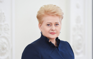 Евродепутат раскритиковал Грибаускайте за отказ поздравить Путина