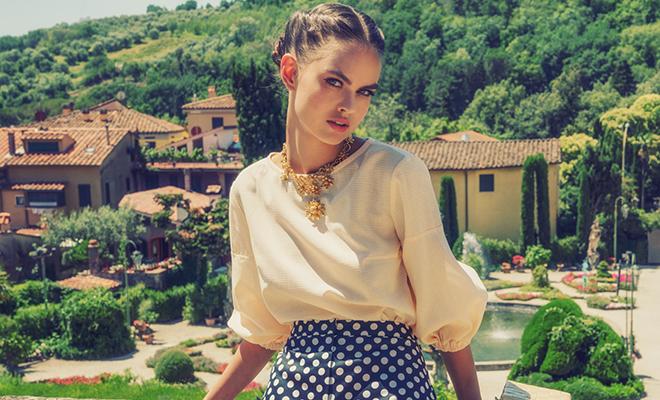 От Ван Гога Frewille до матрешек Dolce&Gabbana: модный дайджест недели