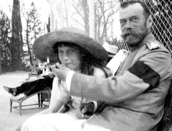 Архивные фотографии семьи последнего Российского императора