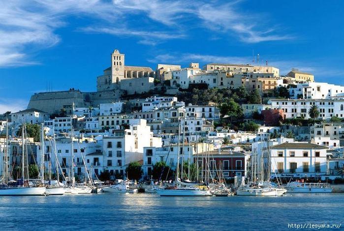 Самые красивые острова Испании. От Тенерифе до Ибицы.