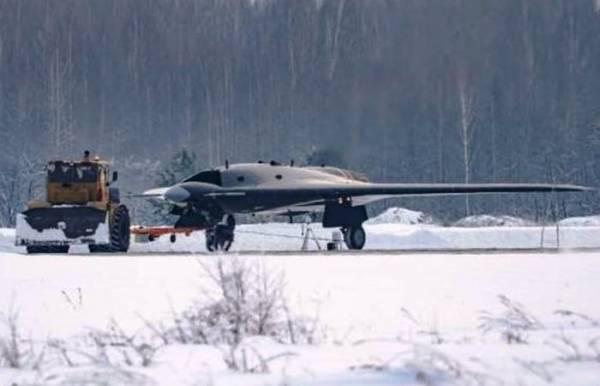 Такого нет даже в США: в России построили сверхзвуковой беспилотник с технологией «стелс»