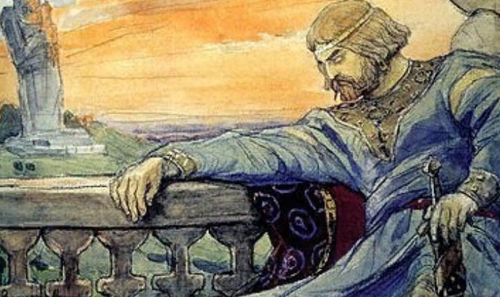 Нужно ли было Владимиру насиловать Рогнеду