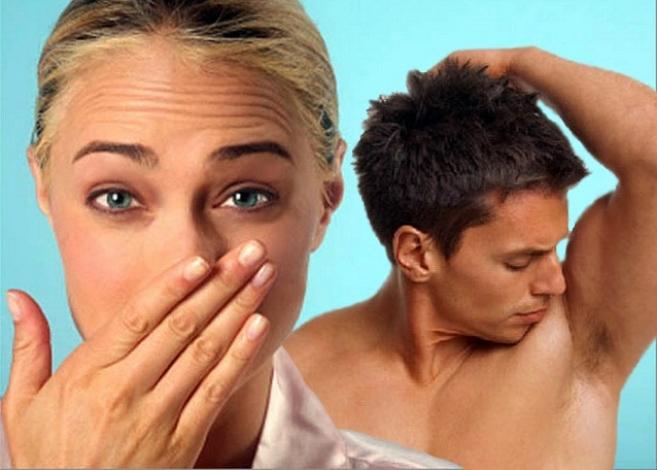 Простое средство от запаха пота