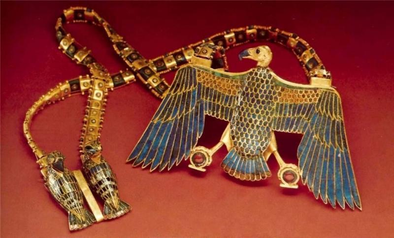 Гробница Тутанхамона.